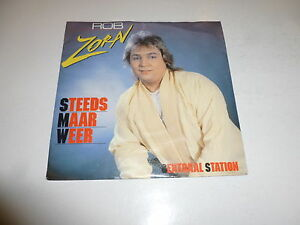 ROB-ZORN-Steeds-Maar-Weer-1989-Dutch-2-track-7-034-Juke-Box-Vinyl-Single