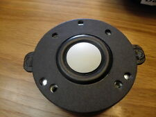 EMT-1 High Power Soft Dome Tweeter 90 Watts RMS 8 Ohms 4 inch mounting face