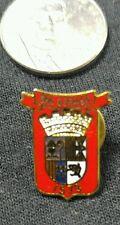 Pin , Escudo del Pueblo de San German Puerto Rico.