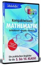 Schülerhilfe Mathematik 5-10. Klasse Kompaktwissen Gebraucht /XP/7/8/ (L2-M)