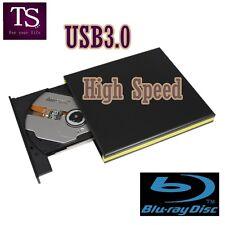 USB 3.0 Blu-Ray Burner BD 6X Writer Reader Recorder Driver AIVIALND BD008-SAU3