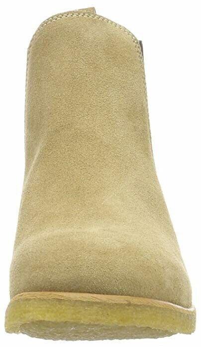 skor The Bear Friday S Sand kvinnor stövlar Sand Beige mocka Winter Ankle skor