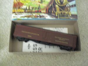 Vintage-HO-Scale-Athearn-Pennsylvania-50-039-Express-Reefer-Car-in-Box-5334