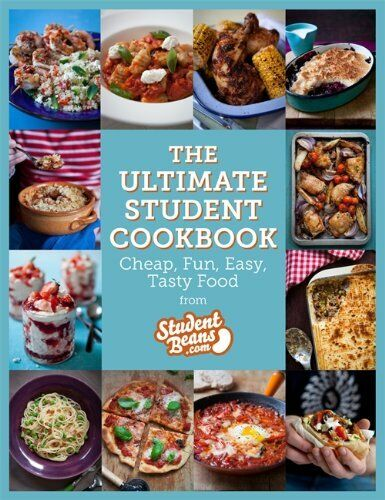 1 of 1 - The Ultimate Student Cookbook: Cheap, Fun, Eas... by studentbeans.com 0297869973