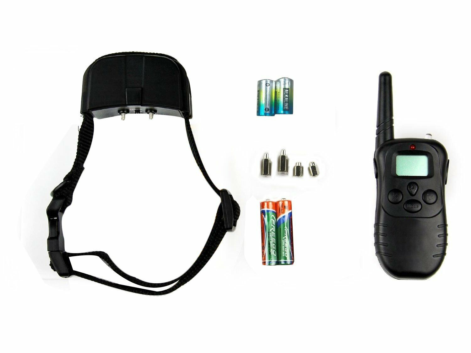 Image 41 - Remote-LCD-100LV-300M-Electric-Shock-Vibrate-Pet-Dog-Training-Collar-Waterproof