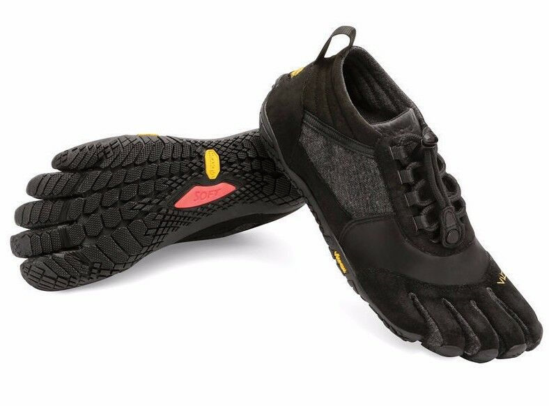 Vibram Vibram Vibram Fivefingers Trek Ascent LR Pelle Shoes 6fad02