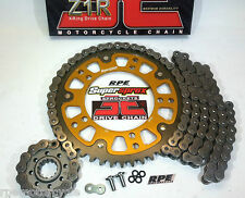 KAWASAKI ZX-10R '04-05 SUPERSPROX Z1R 520 EXTENDED LENGTH CHAIN AND SPROCKET KIT