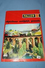 FALLER 841 Modelbouw Makkelijk Gemaakt NL