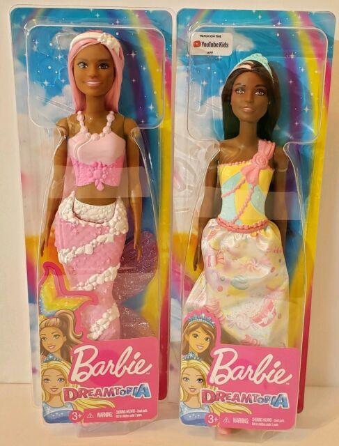 Barbie Ken Dreamtopia Merman Mermaids Doll Dolls For Girl Baby Kid Child