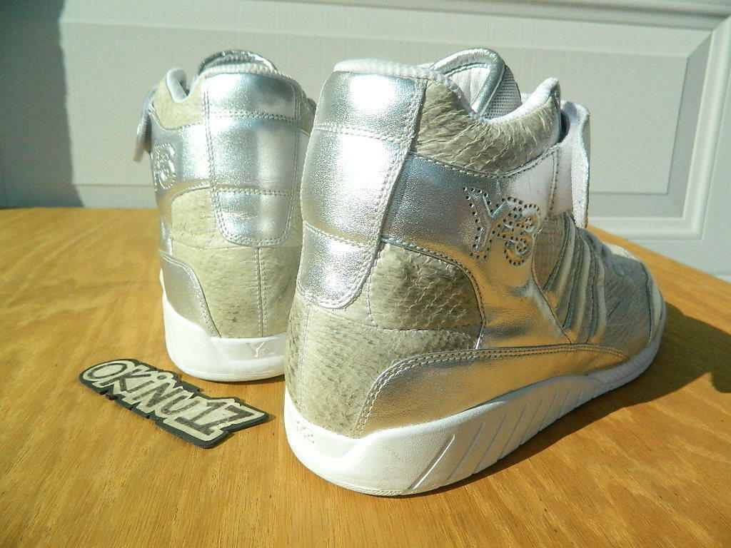 DS 2006 2006 2006 Adidas Y-3 Bball Mid  Fish Scales  Yohji Yamamoto yeezy boost nrg nmd d53347