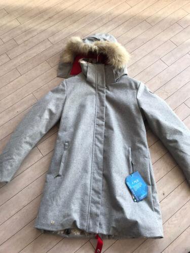 Luhta Wintermantel Isokurikka L7  Gr 42   FB  Grau  UVP 279,99 €