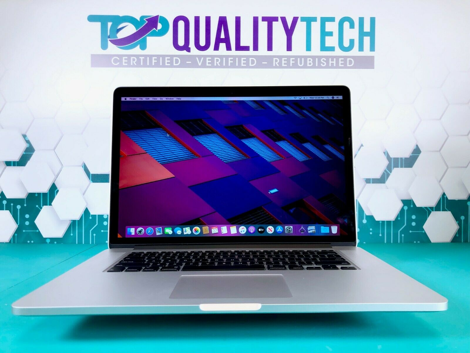 ULTRA Apple MacBook Pro 15 RETINA / 512GB SSD / CORE i7 / GRAY / WARRANTY. Buy it now for 899.00