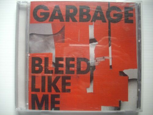 1 of 1 - GARBAGE Bleed Like Me - Music CD - VGC