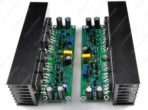 NEW-LJM-L15-300W-Assembled-Amplifier-IRFP240-IRFP9240-MOSFET-Audio-Amplifier-DIY