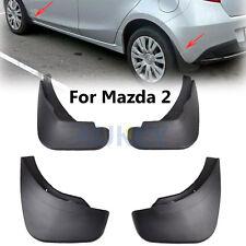 Apto Para 08 09 10 11 12 13 Mazda 2 / Demio Barro Solapa Solapas Splash guardia Guardabarros