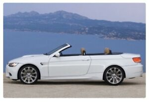 Wanted: BMW M3 convertible