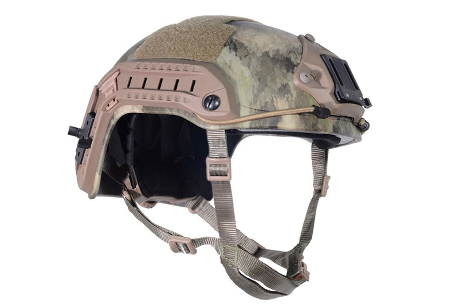 Military Tactical Airsoft Paintball FMA maritime Helmet A-TCS T834 M L