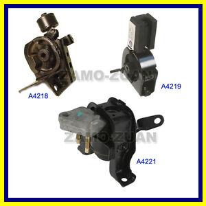 Engine-Motor-amp-Trans-Mount-Set-3PCS-2003-2008-for-Toyota-Matrix-1-8L-for-Auto