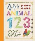 First Concept Animal 123 by Camilla De La Bedoyere 9781781716823