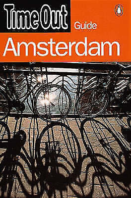 "Very Good, ""Time Out"" Amsterdam Guide (""Time Out"" Guides), , Book"
