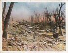 Soldiers Destroyed Attack field France Deutsches Heer WWI WELTKRIEG 1918 CHROMO