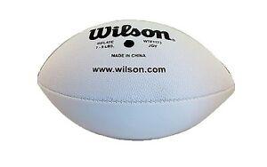 Wilson-Autograph-Football-F1173