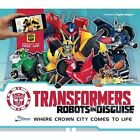 Transformers Robots in Disguise: Where Crown City Comes to Life by Caroline Rowlands (Hardback, 2016)