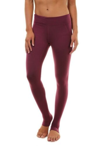 Soybu Power Flex Women/'s Commando Fitted Legging With Inter liner Size Large 14