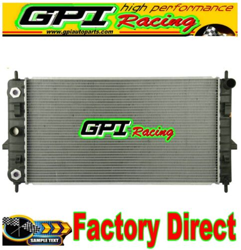 2608 # Radiator For Pontiac Chevy Saturn Fits G5 Cobalt ION 2.2 2.4 L4