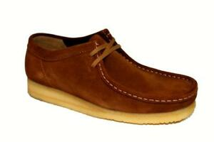 Suede Mocassini 2 Clarks 26103784 18b Cola Originals Wallabee g6ZS4
