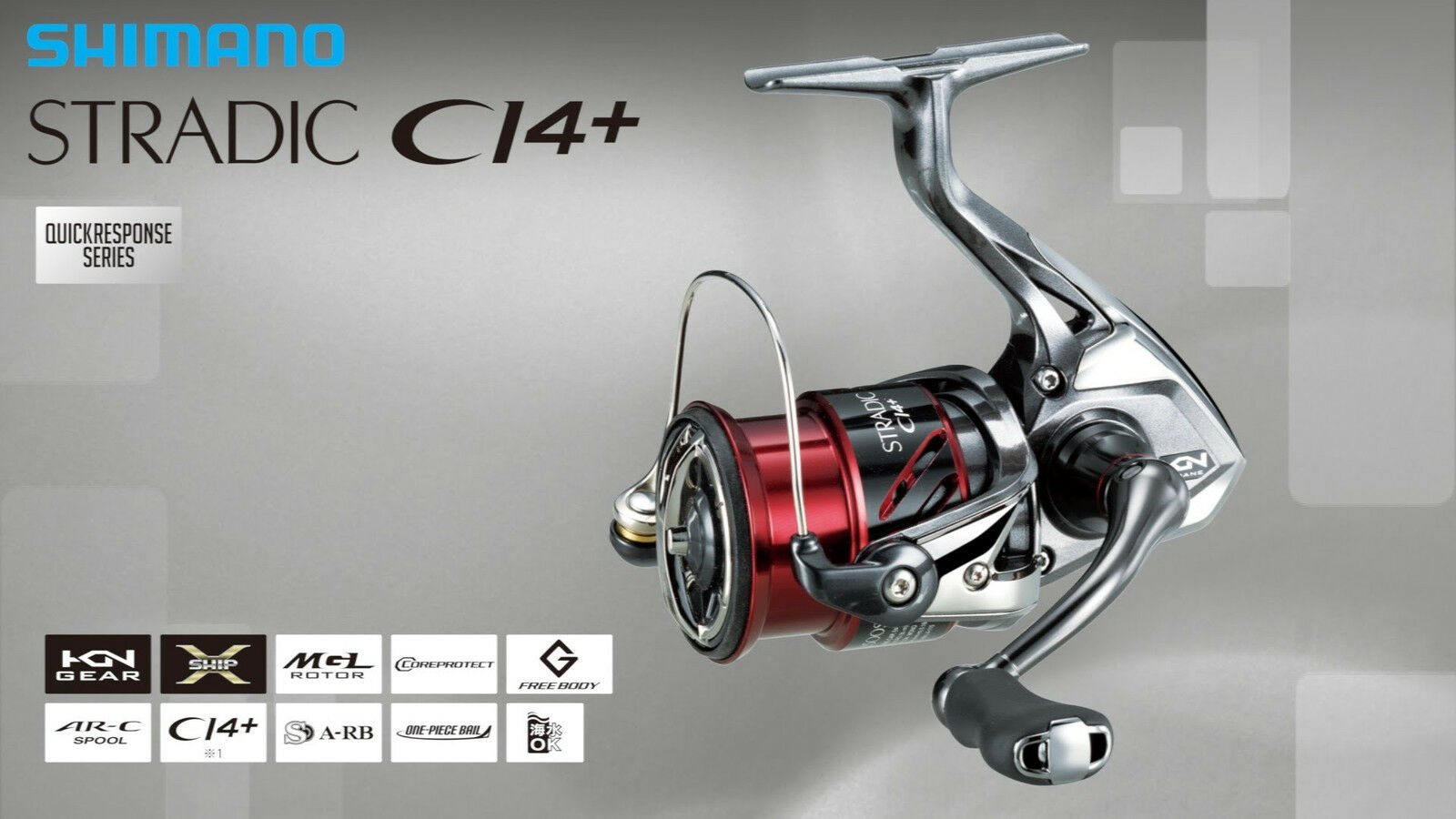 Shimano Stradic Ci4+ FB Spinning Reel