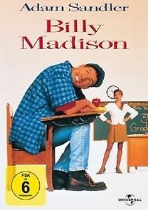 Billy-MADISON-DVD-NUOVO-Adam-Sandler-Darren-McGavin-Bridgette-Wilson