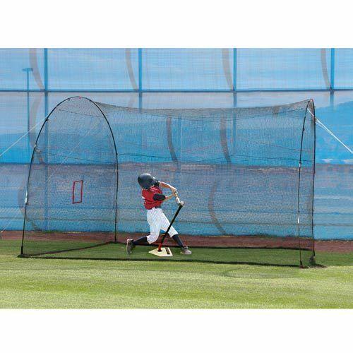 Homerun 12 Foot Mini /& Lite Ball Home Batting Cage New