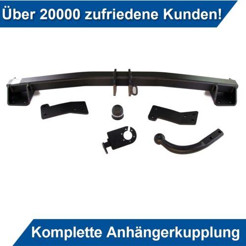 AHK Für Porsche Cayenne 02-10 Anhängerkupplung starr Kpl