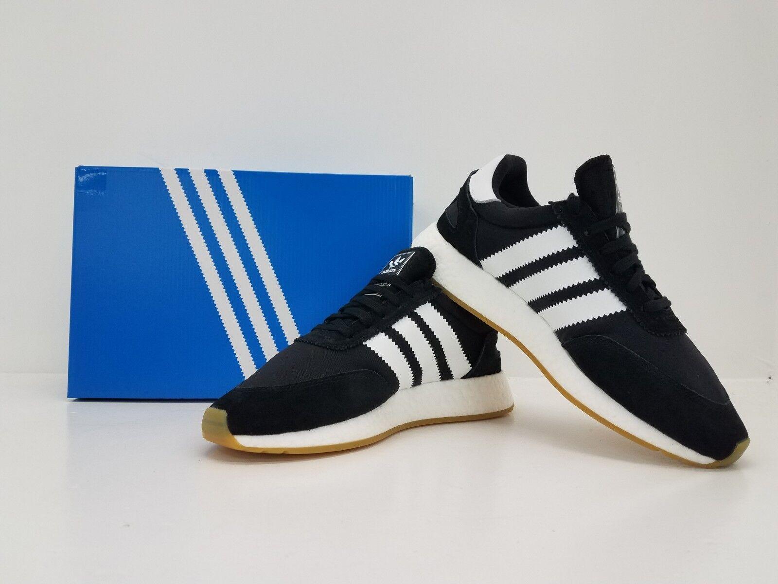 Adidas originals mens i-5923 iniki schwarz / weiß / new kaugummi d97344 - brand new / in box ccbc7e