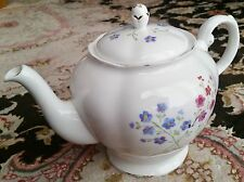 Vintage (1947) Tuscan Fine English Bone China Teapot In Lovely Condition