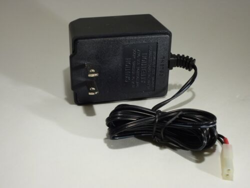 Lot of 6 each 6 VDC 1 Amp Power Adapter no connector