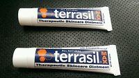 2 Brand Terrasil Max 14g Tubes By Aidance Skincare