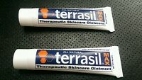 2 Brand Terrasil Max 14g Tubes By Aidance Skincare