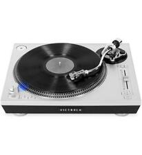 Innovative Technology INN-VPRO-2000-SLV Victrola Pro Usb Record Player Turntable