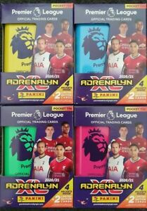2020-21-PANINI-Adrenalyn-EPL-Soccer-Cards-1-Pocket-Tin-24-cards-2-limited