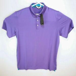 New-Greyson-Mens-Katonah-Sport-Golf-Polo-Martin-S-S-Textured-Collar-Size-M-L-XL