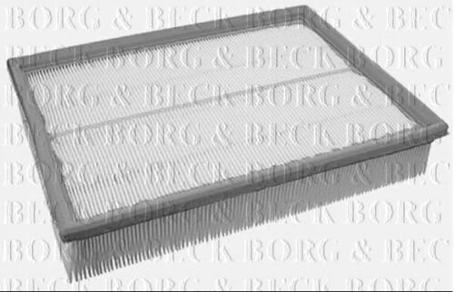 BORG /& BECK Filtre à air pour Land Rover Range Rover Sport diesel 2.7 140 kW