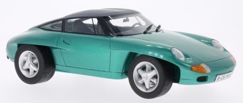 BOS 1989 Porsche Panamericana concept vert métallisé édition limitée 1000pcs échelle 1 18 RARE