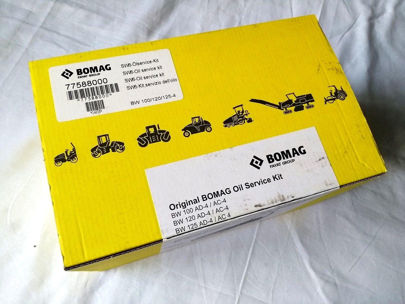 Kit de servicio Bomag SW6 (77588000)
