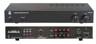 Pyle Home Audio PAMP1000 New 160 Watt Stereo Power Amplifier