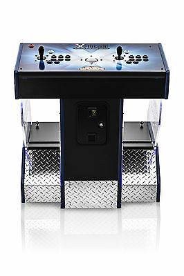Authentic Arcade Machine Cabinet WITH 250 ARCADE GAMES, USE ON HDTV