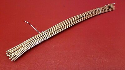 Lot of 40 Piece 12 AWG GAUGE BARE SOLID COPPER WIRE 13 oz ART CRAFTS JEWELRY DIY