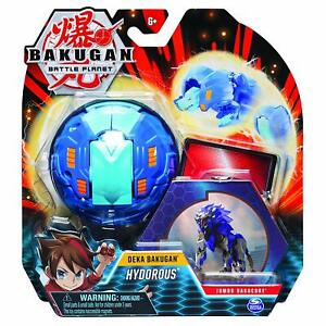 , BAKUGAN 6045144 Starter Pack Set Assortiment styles peuvent varier-Un Fourni