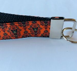 Key Fob Chain Holder Wrist Lanyard Strap Bendy and the Ink Machine Gold